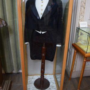 Costume de George Enescu