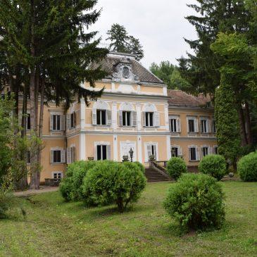 Le Palais Szentkereszty, trésor caché de Arcus, en Covasna