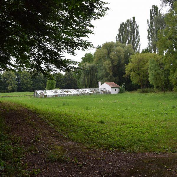 Le parc de Szentkerszty