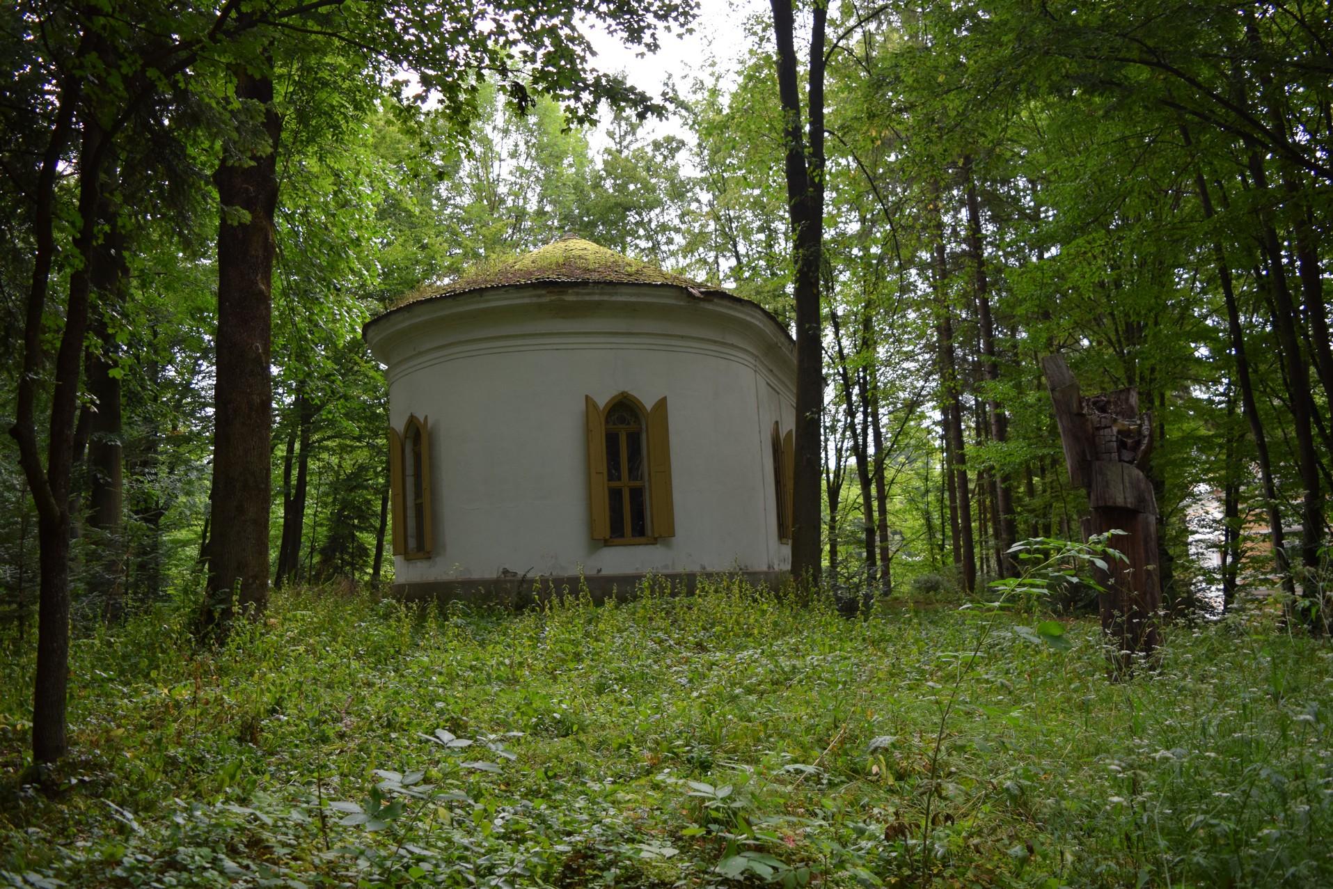 Chapelle Szentkereszty