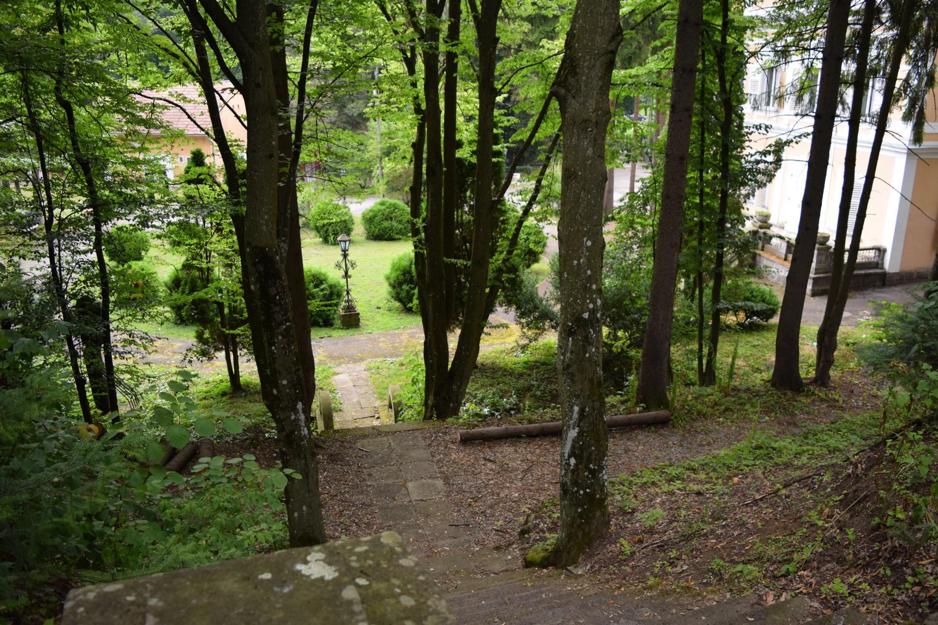 Parc Szentkereszty