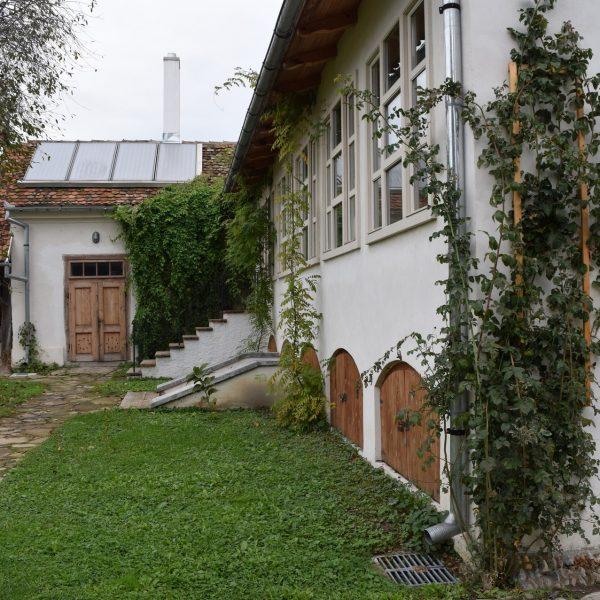 La vieille maison paroissiale de Cincsor