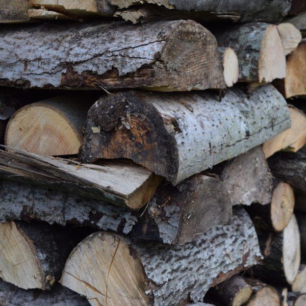 Le bois pour le poele de Cincsor