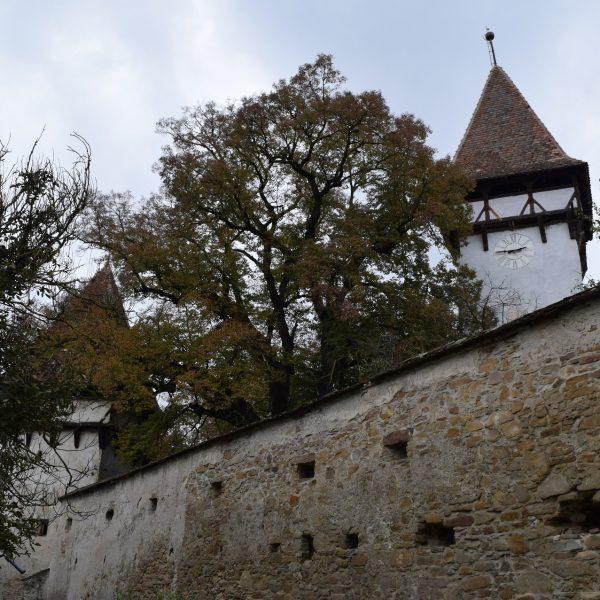 L'eglise fortifiee de Cincsor