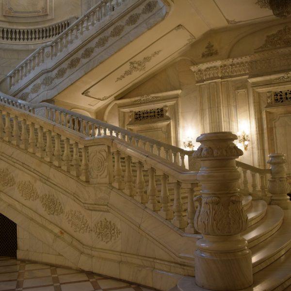 Escalier du Palais du Parlement