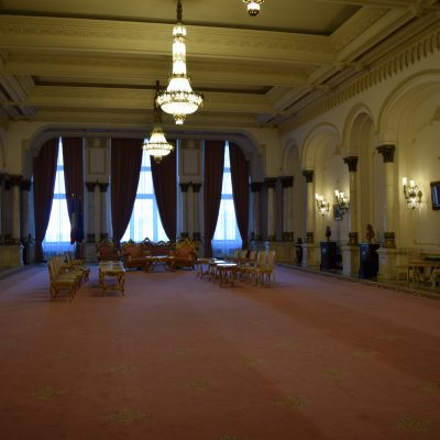 Room the Palace of Parliament.