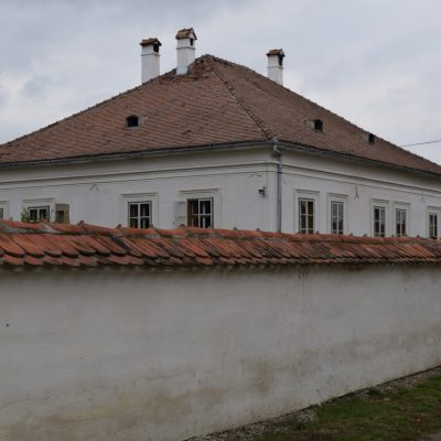 The old parish house of Cincsor guesthouse