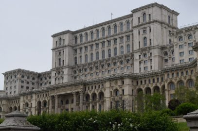 Palace of Parliament – Bucharest