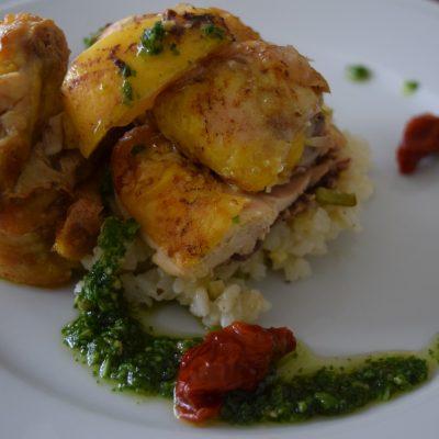 Un plat principal a Cincsor
