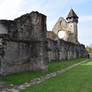The Abbey of Carta, historical monument close from Sibiu