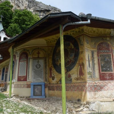 Eglise du monastere preobrajenski