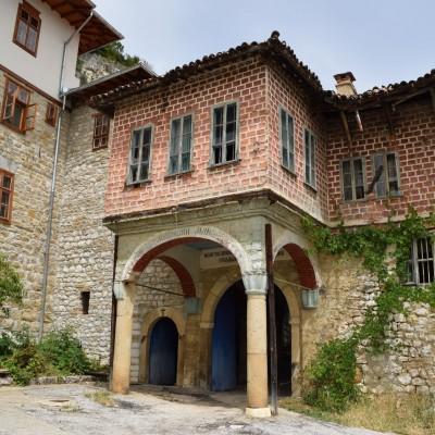 Monastere Preobrajenski
