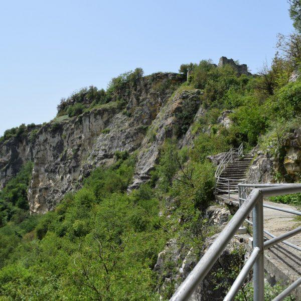 Vers la Citadelle Cherven.