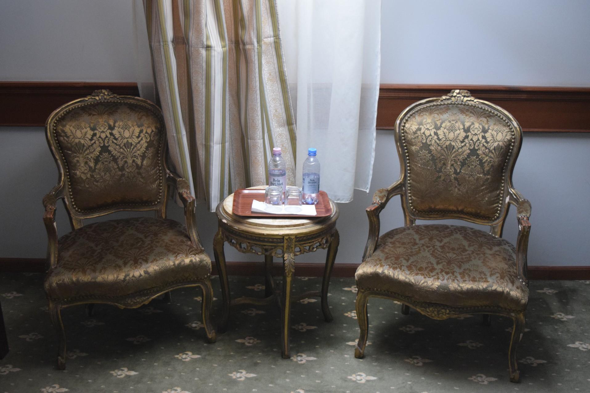 chambre château Haller
