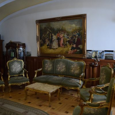 Le château Haller.