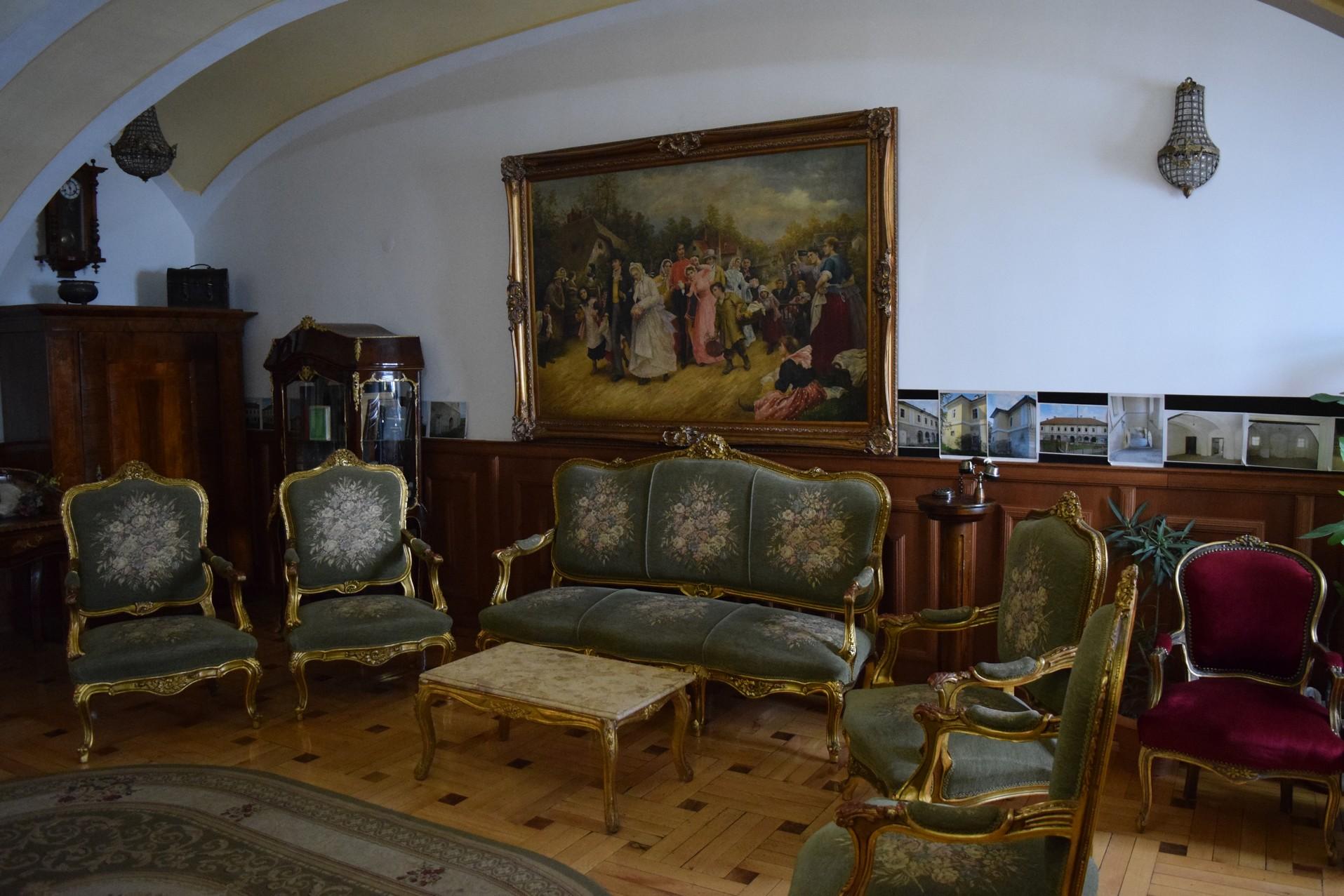 château Haller