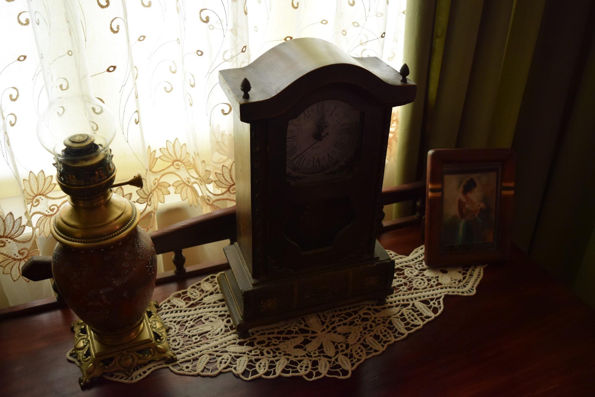 Chambre Retro 19th Century