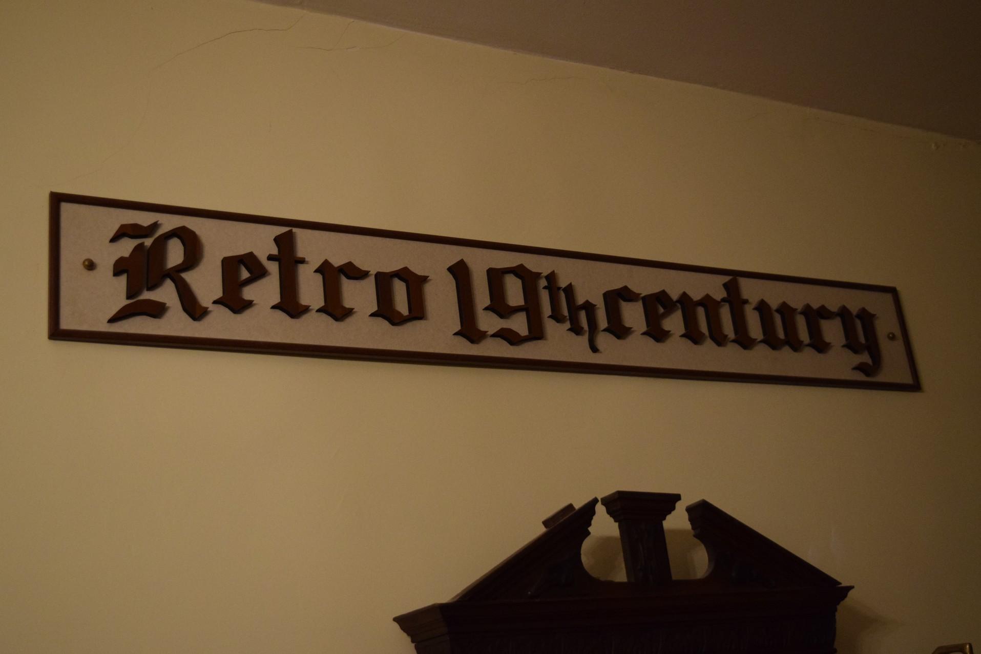 Retro 19th Century