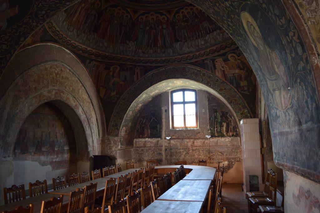 monastère horezu