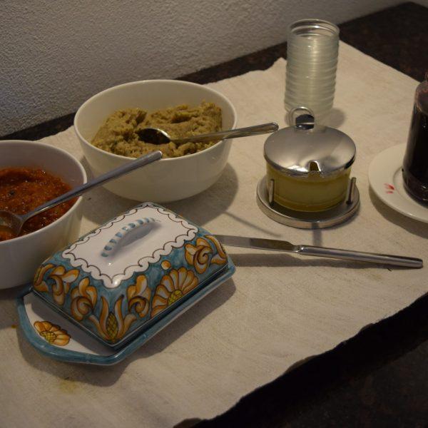 Le petit-déjeuner de Hanul Vatra