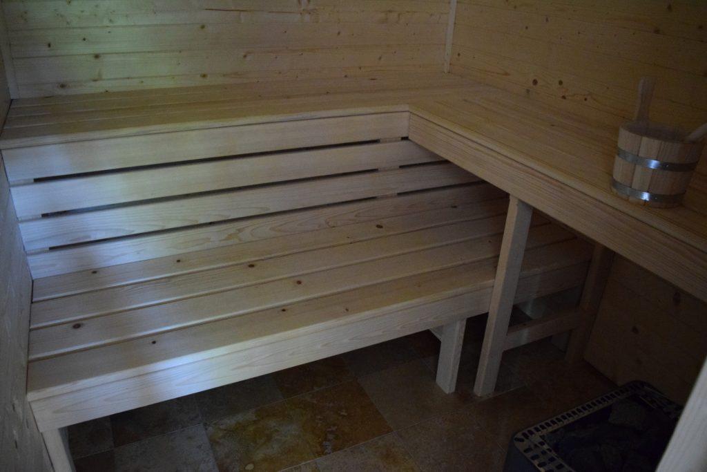 sauna hanul vatra
