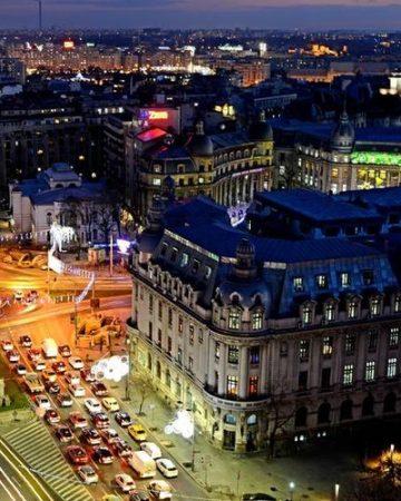 Soties nocturnes à Bucarest