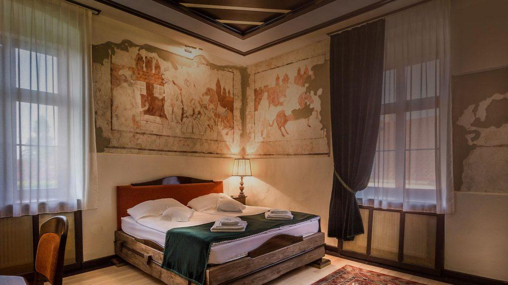 Chambre du château Daniel