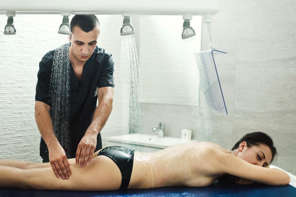 massage eau mirage